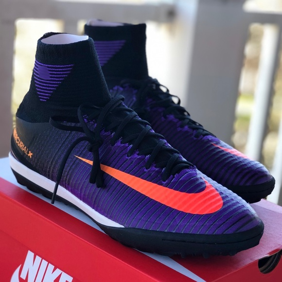 345fb97f9582 Nike MercurialX Proximo II TF Turf Soccer Shoes